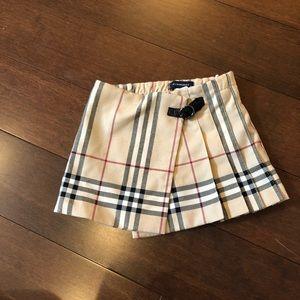 Burberry Bottoms - Burberry size 2 skirt